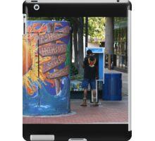 Art In The Street iPad Case/Skin