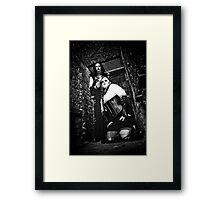 Extravagance 2 Framed Print