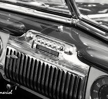 Classic Car 145 by Joanne Mariol