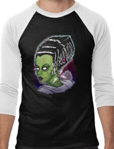 Bride of Frankenstein Men's Baseball ¾ T-Shirt