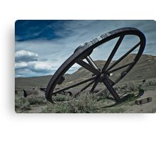 Pully Canvas Print