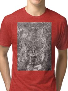 Man vs Wilde Tri-blend T-Shirt