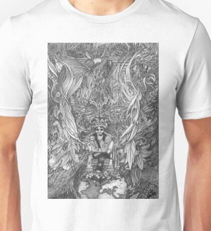Man vs Wilde Unisex T-Shirt