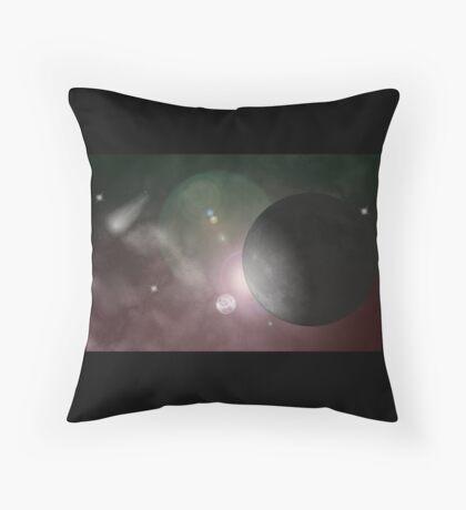new Eclipse Throw Pillow