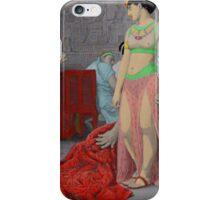 Cleopatra. iPhone Case/Skin