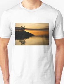 Orange Sunrise Unisex T-Shirt