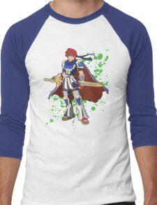 Roy - Super Smash Bros Men's Baseball ¾ T-Shirt