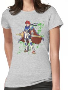 Roy - Super Smash Bros Womens Fitted T-Shirt