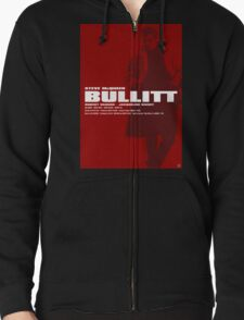 Bullitt - Movie Poster T-Shirt