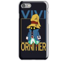 Vivi Ornitier v2 iPhone Case/Skin