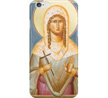St Julia of Carthage iPhone Case/Skin