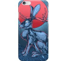 The Jackalope iPhone Case/Skin