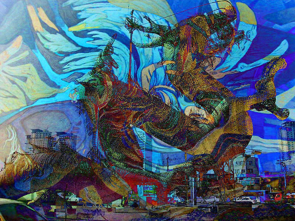 ONE DRAGON AT A TIME by Tammera