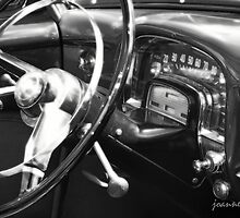 Classic Car 150 by Joanne Mariol