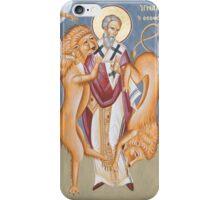 St Ignatius of Antioch  iPhone Case/Skin