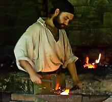Blacksmith by LeeAnne Emrick