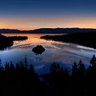 EMERALD BAY by Justin Baer