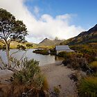 Dove Lake, Cradle Mountain NP by Harry Oldmeadow