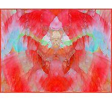 Tie Dyed Photographic Print