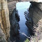 Tasmans Arch, Tasmania by aldemore