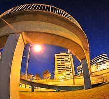 St.Kilda - Bridge by Rita Analise Kaulina