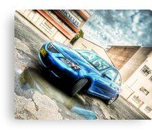 Mazda 3 Metal Print