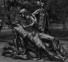 Vietnam Nurse's Memorial by hcorrigan