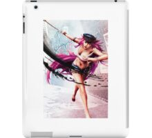 Street Fighter Poisen iPad Case/Skin
