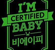 Certified BAP BABY by skeletonvenus