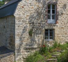 Rochefort-en-Terre, Brittany, France #6 Sticker