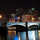 Melbourne at night 07 [r] by DavidsArt