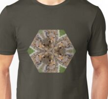 Kaleidoscope squirrel Unisex T-Shirt