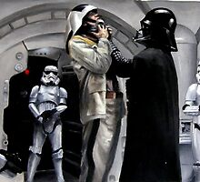 The Death of Captain Antilles by Will Pleydon