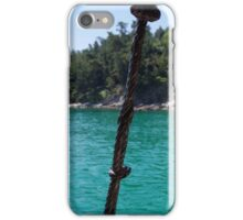Ropes And Water iPhone Case/Skin