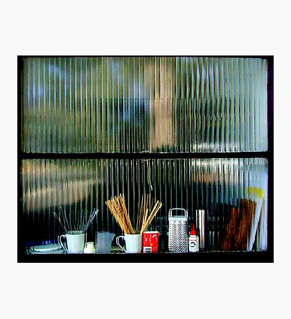 Window of preparedness Photographic Print