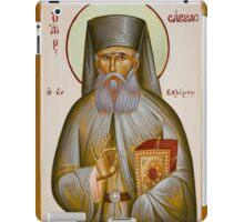 St Savvas of Kalymnos iPad Case/Skin