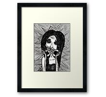 Worms of your Soul Framed Print