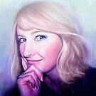Margot Mythmaker by © Helen Chierego
