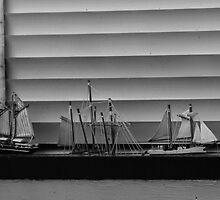 Venetian Boats! by Rebelle