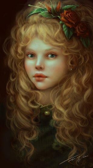 Rose by Tanya Varga (formerly Tanya Wheeler)