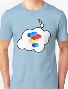 Bricks by Bubble-Tees.com T-Shirt