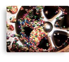 wasted sprinkles Canvas Print