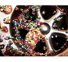 wasted sprinkles Photographic Print
