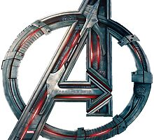 The Avengers logo by Green-TShirts