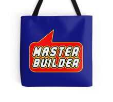 Master Builder, Bubble-Tees.com Tote Bag
