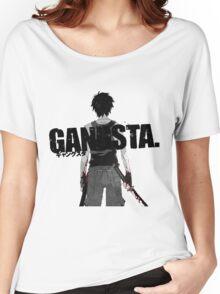 Nicolas brown - Gangsta Women's Relaxed Fit T-Shirt