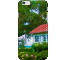 Old Point - Beaufort, SC, USA iPhone Case/Skin