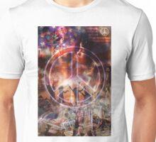 Woodstock Peace Unisex T-Shirt