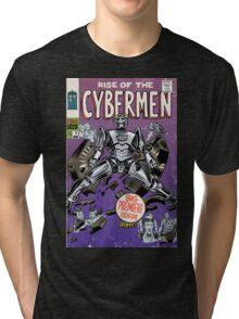 Rise of the Cybermen Tri-blend T-Shirt