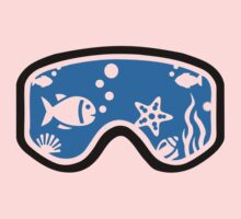 Diving goggles One Piece - Long Sleeve